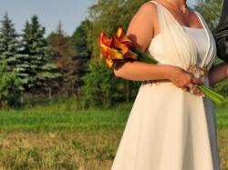 sprzedam suknie ślubną TANIO !!!!