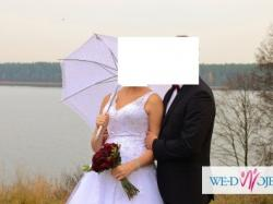 Sprzedam Suknię ślubną Tony Bowls Bridal Mon Cheri kolekcja 2014