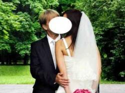 Sprzedam Suknię Ślubną TRES CHIC 6902 ROZM.36 kolor ECRU, welon GRATIS