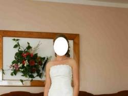 Sprzedam suknię ślubną TRUFLE