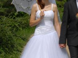 Sprzedam suknię ślubną typu princesska