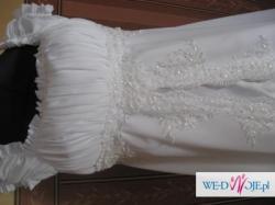 Sprzedam suknię ślubną tzw.józefinkę