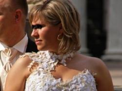 Sprzedam suknię ślubną Urszula Mateja 640
