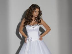sprzedam suknie ślubną Visual Chris  - model 265