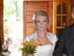 Sprzedam suknię ślubną Visual Chris rozm.36/38