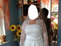 Sprzedam suknie ślubną w bardzo dobrym stanie