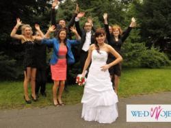Sprzedam Suknię Ślubną w dobrej cenie