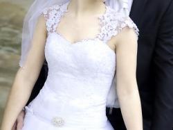 Sprzedam suknię ślubną w dobrej cenie !!!