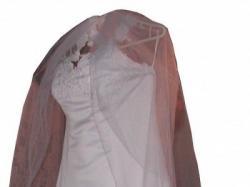 Sprzedam suknie ślubną w kolorze białym z satyny