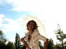 Sprzedam suknie ślubną w kolorze CAPPUCCINO