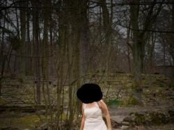 Sprzedam suknię ślubną w kolorze ciemne ecru/złoto rozmiar 44-48, wzrost 175 cm