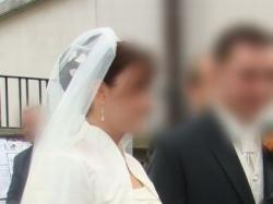 sprzedam suknię ślubną w kolorze ecru kraków