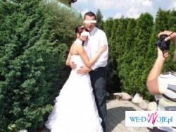 Sprzedam suknię ślubną w stylu HISZPAŃSKIM.