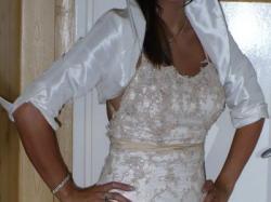 Sprzedam suknie ślubna w stylu hiszpańskim...