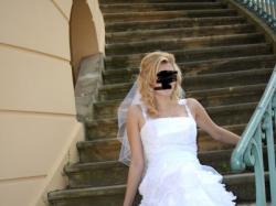 Sprzedam suknie ślubną w stylu hiszpańskim - Poznań