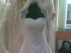 sprzedam suknię ślubna Walentina firmy Gala