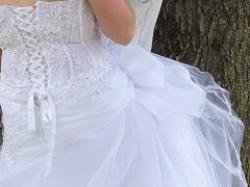Sprzedam Suknie ślubną+welon GRATIS!