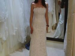 Sprzedam suknię ślubną White One 176  r.34/36