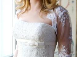 sprzedam suknię ślubną white one 427 roz.36