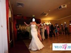 sprzedam suknie ślubną white one model encajes 2009