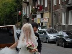 sprzedam suknie ślubna wraz z welonem i biżuterią