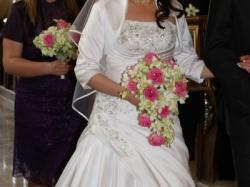 Sprzedam Suknię Ślubną Wyszczuplająca!!!