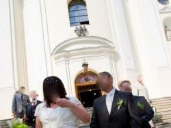Sprzedam suknię ślubną XXL