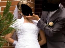 Sprzedam suknię ślubną z dodatkami!!!