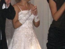 Sprzedam suknię ślubna z dodatkami