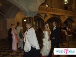 Sprzedam suknie ślubną z dodatkami gratis firmy PRONUPTIA
