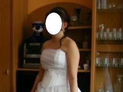 sprzedam suknię ślubną z dodatkami z 2100zł na 650zł