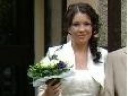 Sprzedam suknię ślubną z gorsetem
