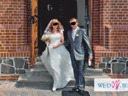 Sprzedam suknię ślubną z gratisami