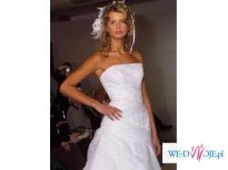 Sprzedam suknię ślubną z kolekcji 2007!