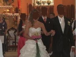 Sprzedam suknię ślubną z kolekcji 2011 BRITTANY