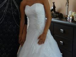 Sprzedam suknię ślubną z kolekcji 2014