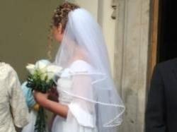 Sprzedam suknię ślubną z kolekcji Cosmobella 2006 model 7061