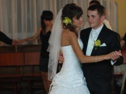 Sprzedam suknie ślubną z kolekcji emmi mariage model Astrid rozmiar 36-38