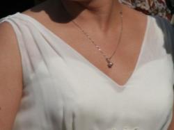 sprzedam suknię ślubną z kolekcji Emmi Mariage, rozmiar 40