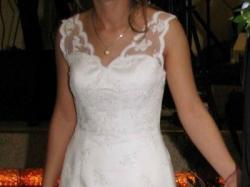 Sprzedam suknię ślubną z kolekcji Gala 2009 (fabienne)