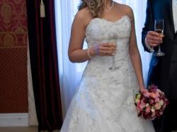 Sprzedam suknię ślubną z kolekcji Herms 2010_Gianella