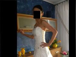 Sprzedam suknie ślubną z kolekcji HERMS model EVAN