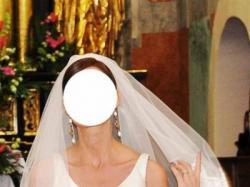 Sprzedam Suknię Ślubną z kolekcji MADONNY, welon gratis