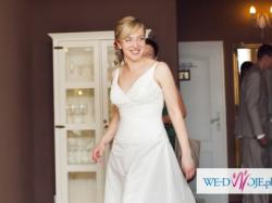 Sprzedam suknię ślubną z kolekcji Maggio Ramatti 2011 model Edelwaise.