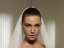 sprzedam suknię ślubną z kolekcji San Paric - Primavera