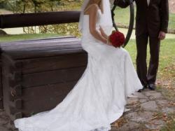 Sprzedam suknię ślubną z kolekcji San Patrick - model Rondalla