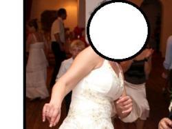 Sprzedam suknię ślubna z  MS Moda