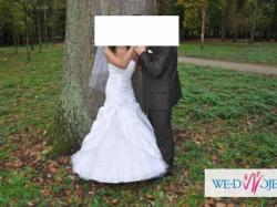Sprzedam suknię ślubną z salonu Ed Mariage