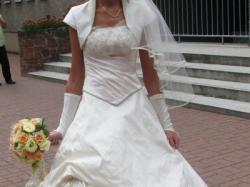 Sprzedam suknie ślubną z salonu Eva Sass