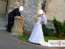 Sprzedam suknie ślubną z salonu firmowego EVITA